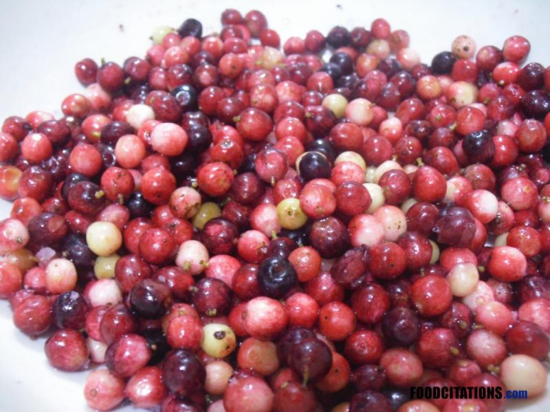 Bignay: the small but terrible nutritious fruit