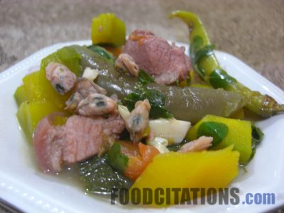 Bulanglang Recipe