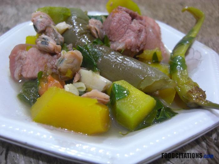Bulanglang-Recipe