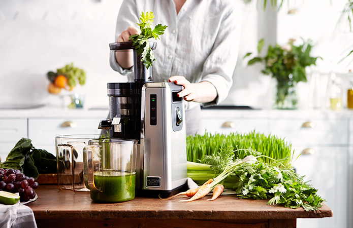 Hurom – the best juicer in town