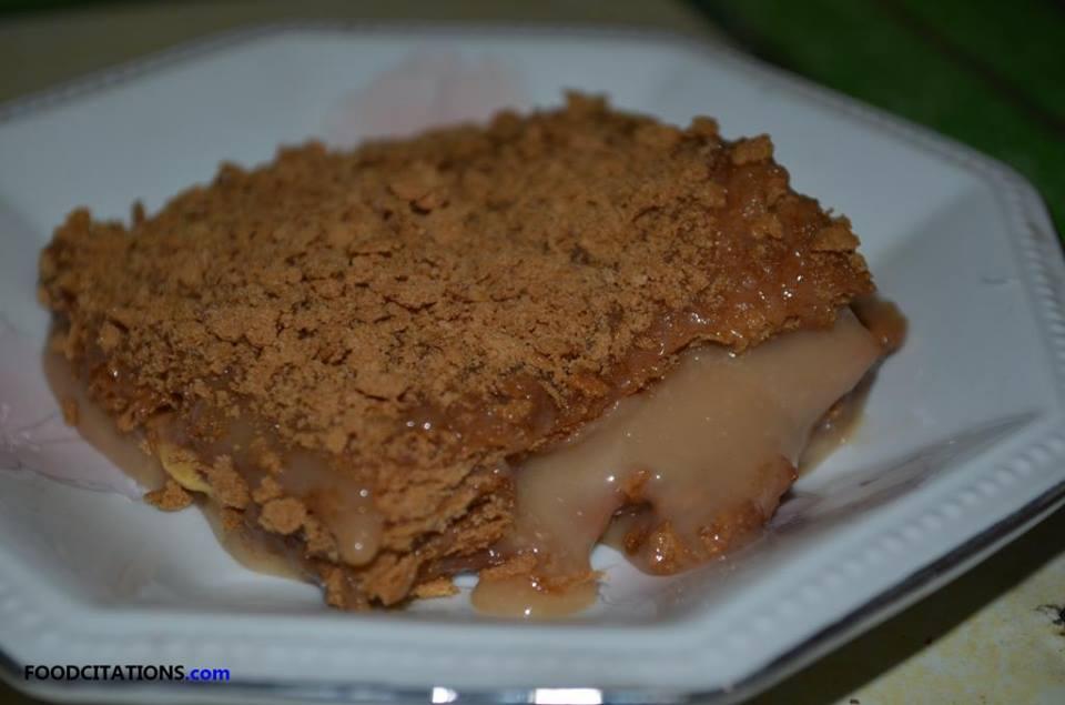 Graham Banoffee Cake