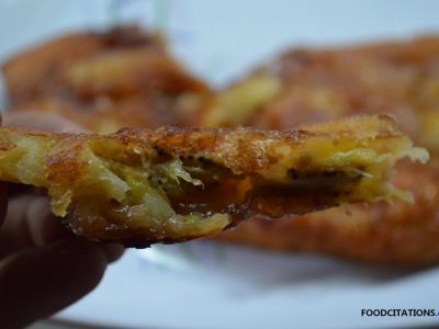 Banana Fritters or Maruya Recipe