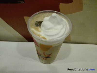 McDonald's Milk Tea Float Review