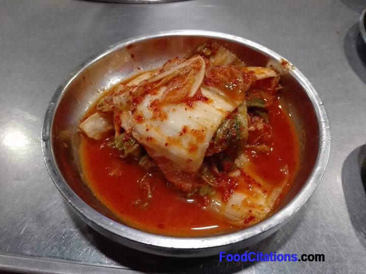 Samgyupsalamat_Kimchi