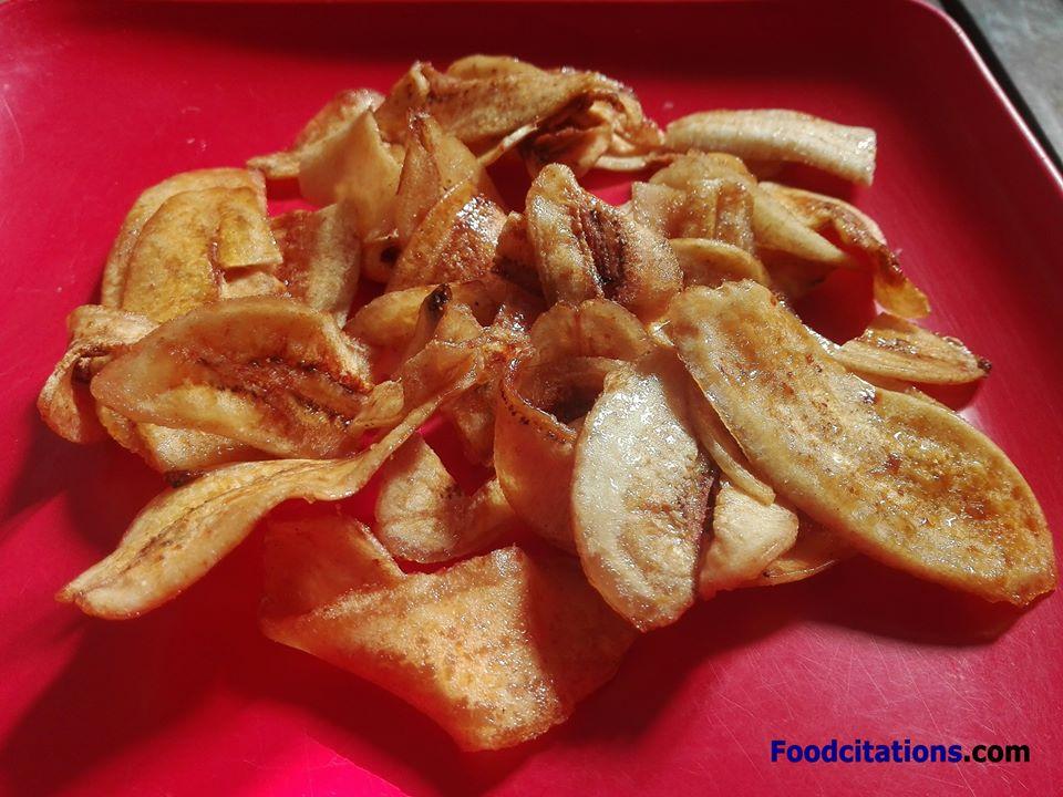 Banana Chips 3