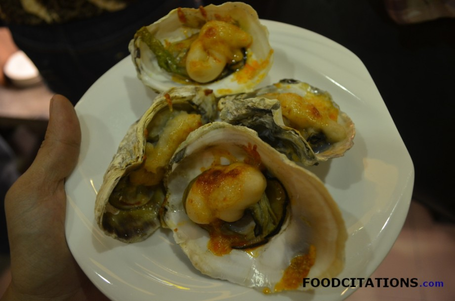 Vikings Marikina - Oysters