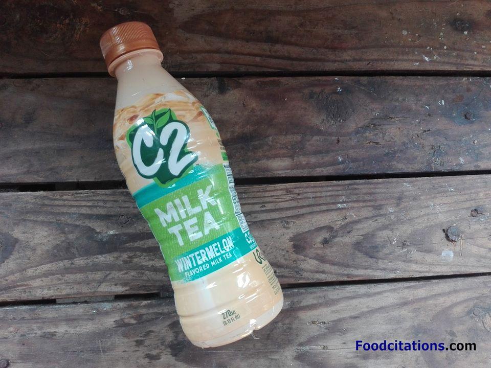 C2 Milky Tea