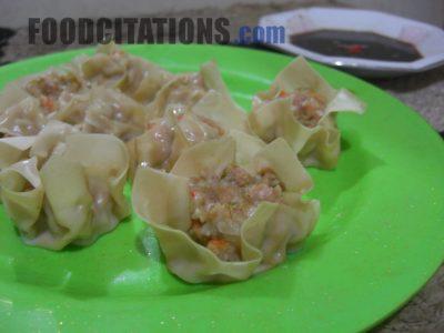 How to Make Siomai?