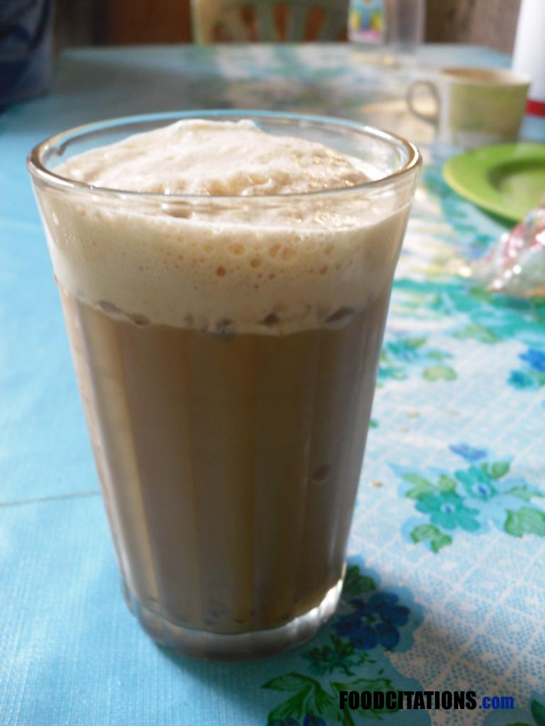 Milk Tea Shake – A Cheap Way To Cool Down This Summer