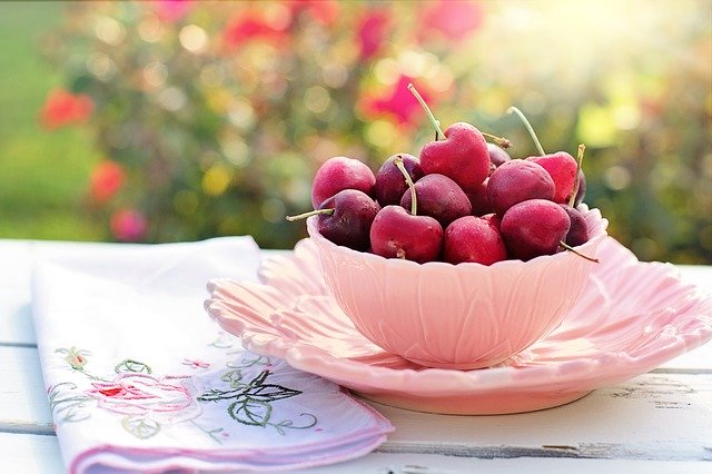 Cherries for workout