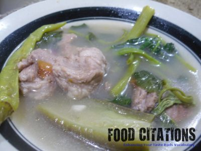 How to Make Sinigang na Baboy?