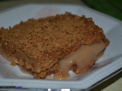 Graham Banoffee Cake Recipe