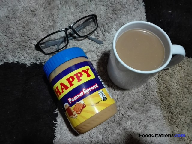 Happy PeanutSpread: The Happy Peanuts Peanut Butter