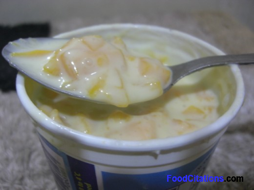 Sour Cream and Mango Overload Recipe