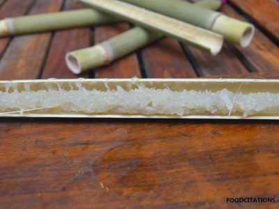 Tinubong – The Kananin in Bamboo from Ilocos
