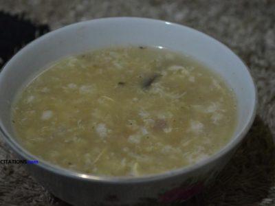 Tuyo Soup Recipe