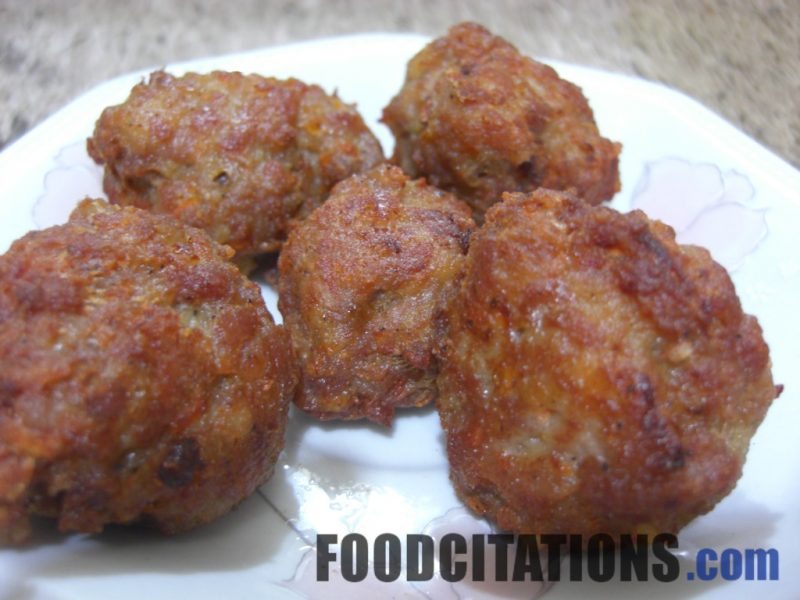 How to Cook Meatballs?