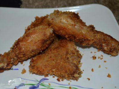 Adobo Fried Chicken Recipe