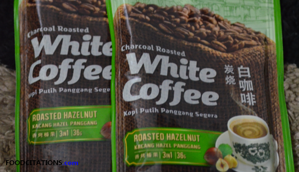 Food Find: Roasted Hazel Nut Coffee from Malaysia