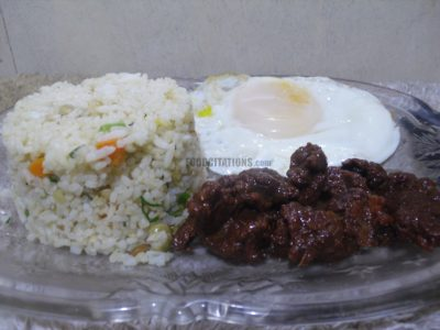 Make Your Own Tapsilog