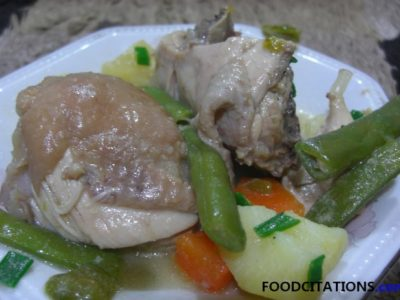Another Chicken Curry Recipe