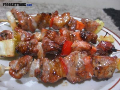 How To Make Kebab?