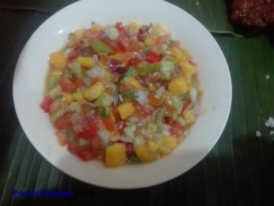 How To Make Mango Salsa?