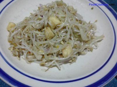 Ginisang Togue Na May Tokwa Recipe