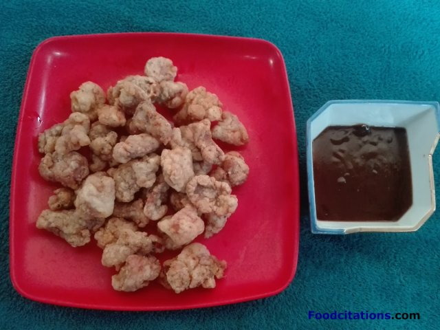 Simple Pork Pops With Red Sauce Recipe