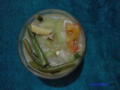 Ginisang Sitaw At Patola Recipe