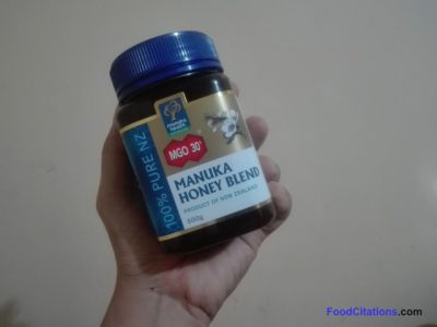 Manuka Health's Manuka MGO 30 Review