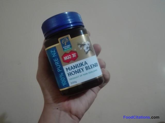 Manuka Health's Manuka MGO 30 Review