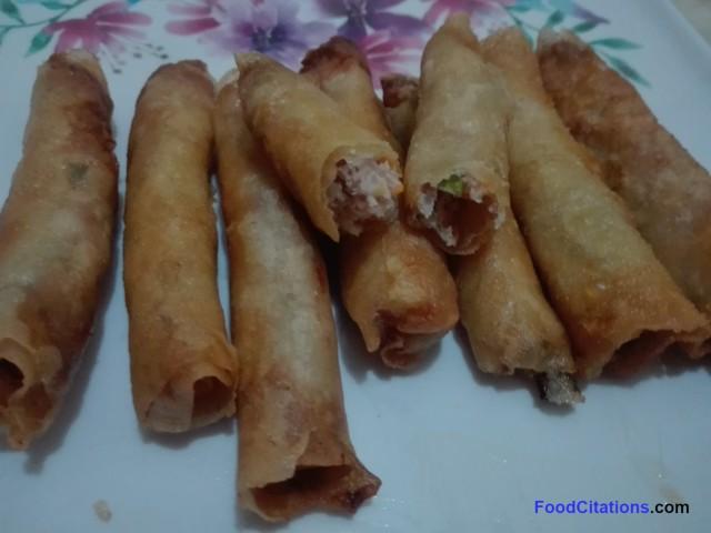 Pork Shanghai Recipe