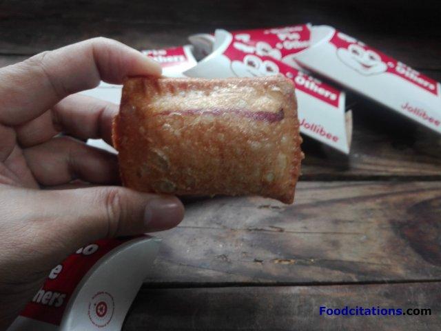 Jollibee Ube Macapuno Pie