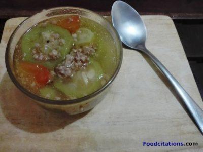 Ginisang Patola Recipe