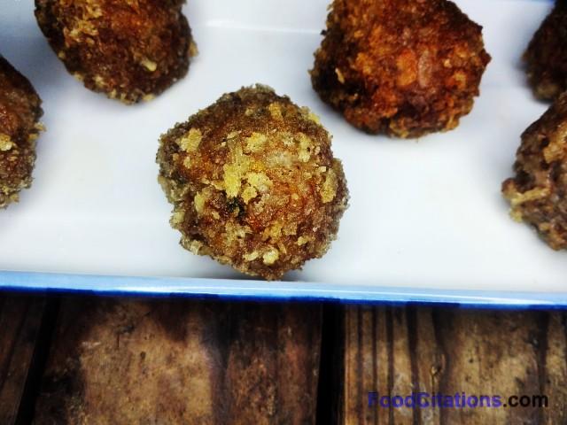 Beef Meatballs Recipe