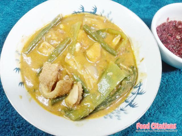 Kare-Kare With Bagoong Recipe