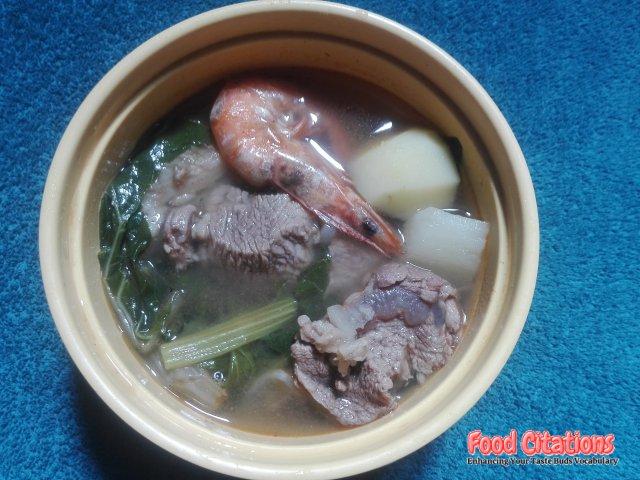 Nilagang Hipon At Baboy Recipe 2