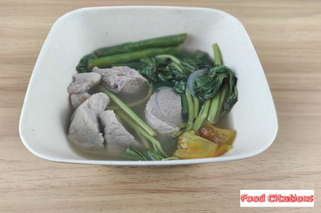 Simple Sinigang Recipe